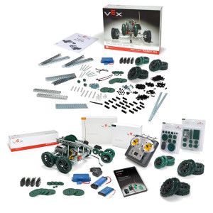 Kit de robotique VEX CLASSROOM Lab
