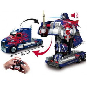 NIKKO Robot Optimus Prime Transformers 4