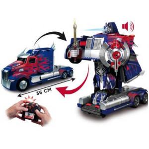 NIKKO Robot Optimus Prime Transformers 4