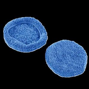 Lot de 12 Pads Microfibres E.Zicom e.ziclean HOBOT
