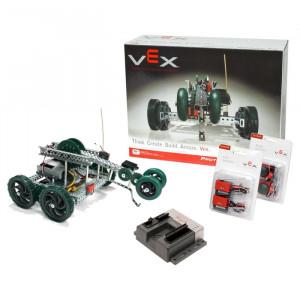 VEX PROTOBOT Robot Kit AUTONOME (avec Cortex)