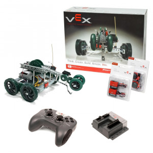 VEX PROTOBOT Robot Kit DUAL CONTROL