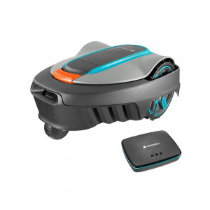 Robot tondeuse Smart SILENO City 500 de GARDENA