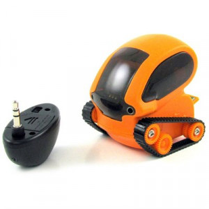 DeskPet TANKBOT Dongle Orange