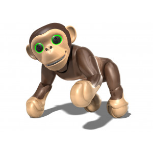 SPINMASTER Zoomer Chimp