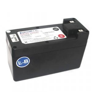 Batterie LITHIUM ION 6,9A ZUCCHETTI Ambrogio