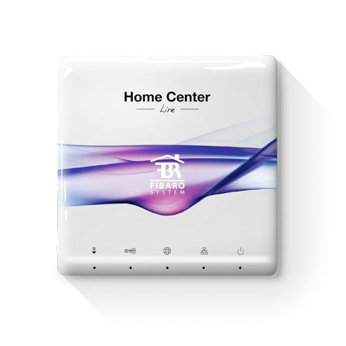 FIBARO Contrôleur domotique Z-Wave Home Center Lite