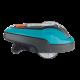 Robot tondeuse Gardena R50Li - Coté