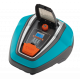 Robot tondeuse Gardena R50Li - Panneau de contrôle