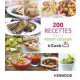 KENWOOD KCOOK Robot cuiseur CCC230WH - Recettes