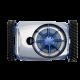 Zodiac MX6 - Vue de Dessous
