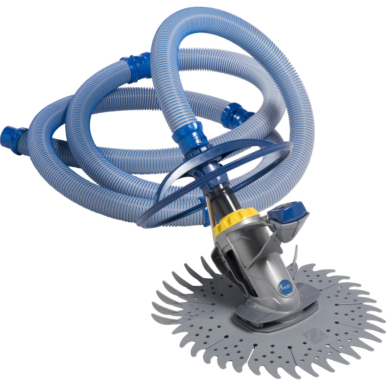 Nettoyeur piscine zodiac good le robot aspirateur de for Aspirateur piscine kontiki