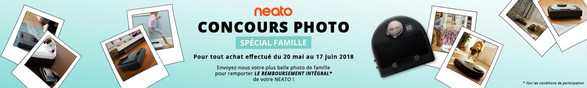 Concours photos NEATO 2018