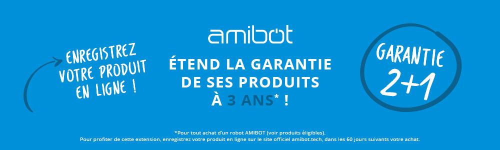 AMIBOT extension de garantie