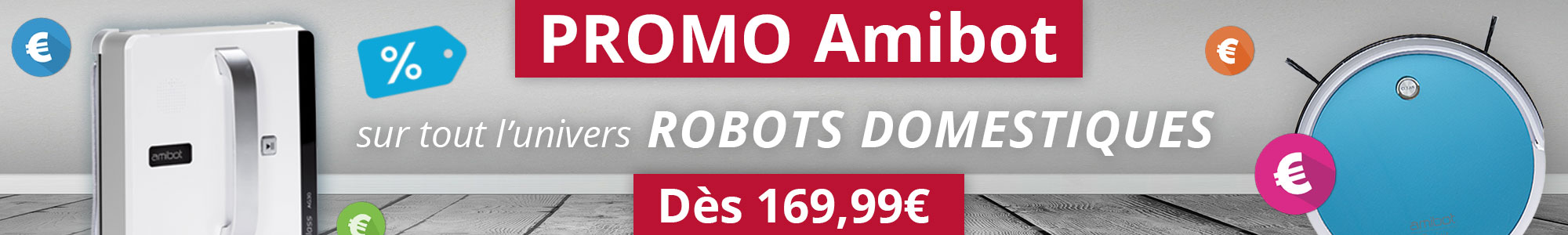 promotions univers AMIBOT
