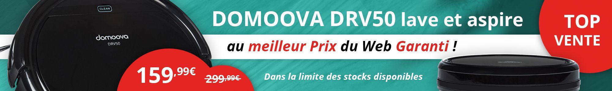 Domoova DRV50 au meilleur prix web garanti!