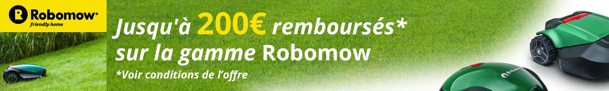 offre remboursement robomow