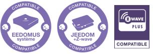 aeon labs compatibilité garage