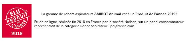 AMIBOT Animal Produit de l'annee 2019
