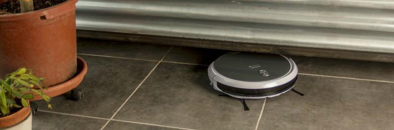robot aspirateur amibot animal - compact et léger