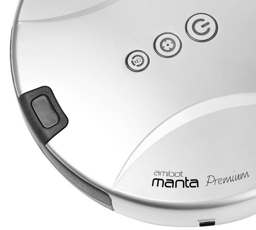 Amibot Manta Premium   Fonctions