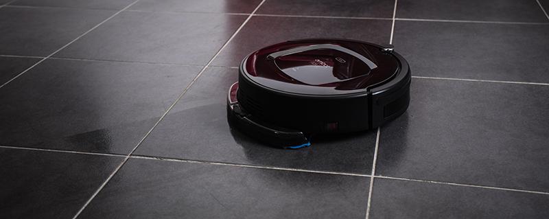 Robot aspirateur et laveur Prime H2O
