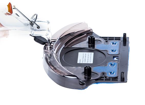 robot aspirateur et laveur amibot pulse h2o bestofrobots. Black Bedroom Furniture Sets. Home Design Ideas