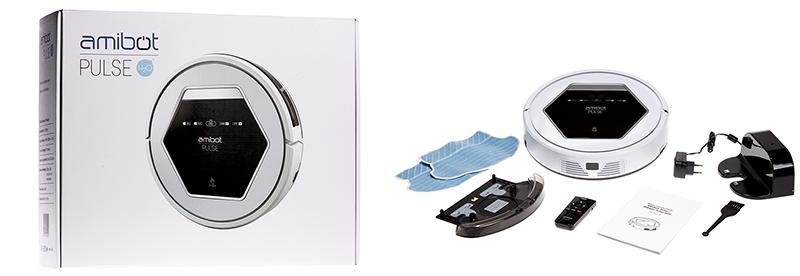 amibot pulse h2o - accessoires