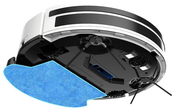 AMIBOT PURE H2O robot aspirateur