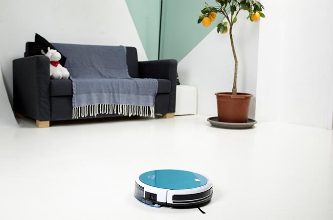 Spirit H2O amibot - robot aspirateur laveur