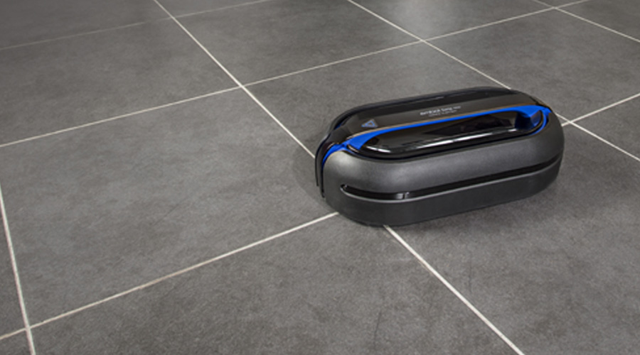 robot laveur de sol amibot swip as50