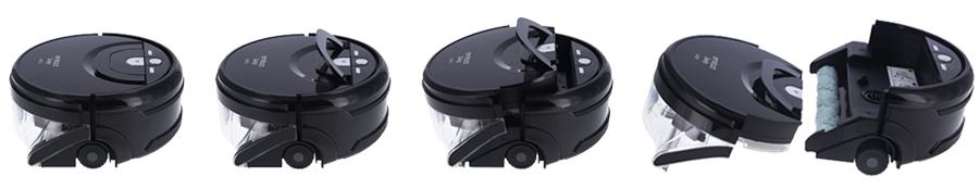 Robot AMIBOT Swip AS70 facile d'utilisation