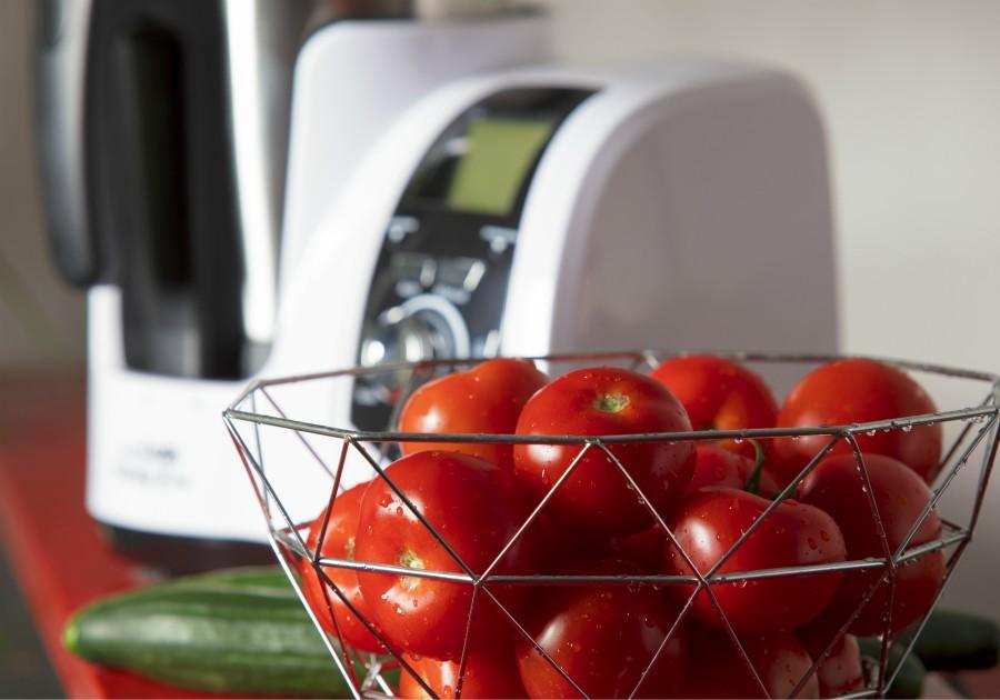 robot de cuisine et cuiseur amicook family one