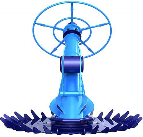 ROBOT de piscine hydraulique amipool p1806