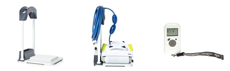 Maytronics Amipool Dolphin X3 TC+ mousse