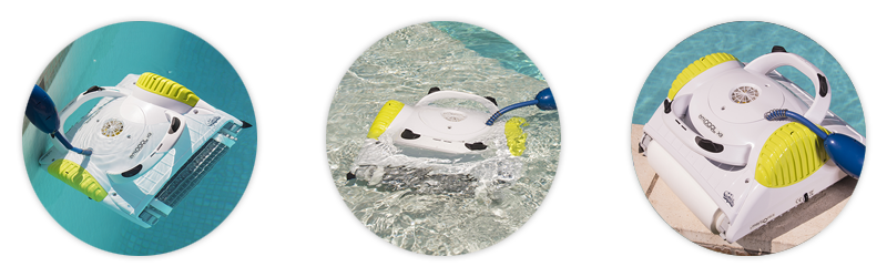 maytronics amipool dolphin x3 robot piscine mousse