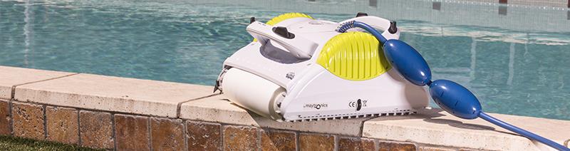 maytronics novarden nsr50 robot piscine mousse