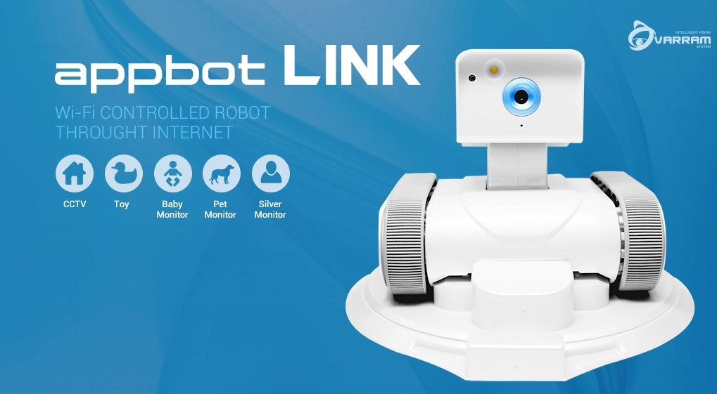 robot de surveillance appbot link