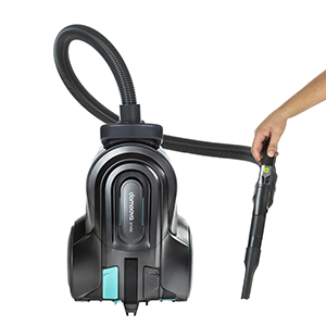 aspirateur sans tube dtv50