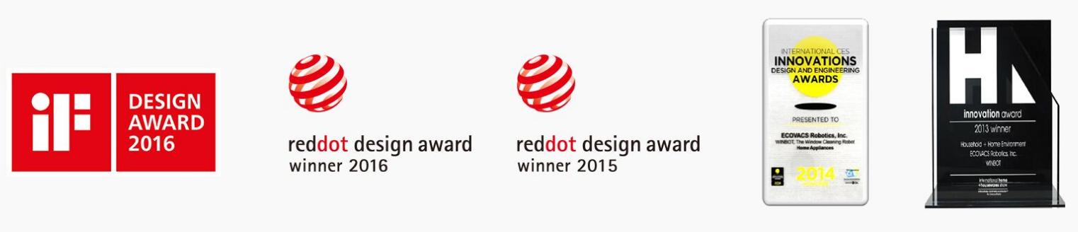 award winbot ecovacs