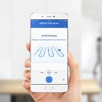 Ecovacs DEEBOT 600 application smartphone