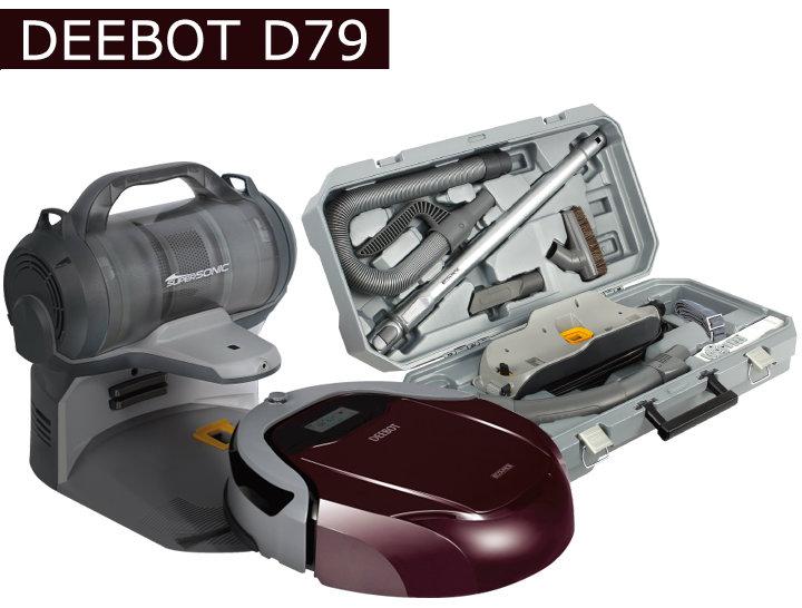 Deebot D79 Robot aspirateur