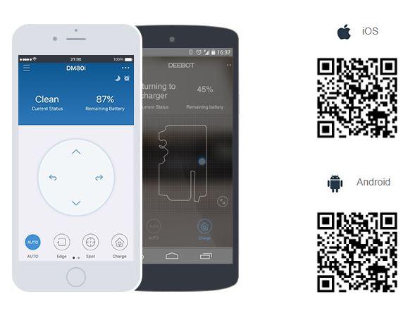 application ecovacs - DEEBOT 900