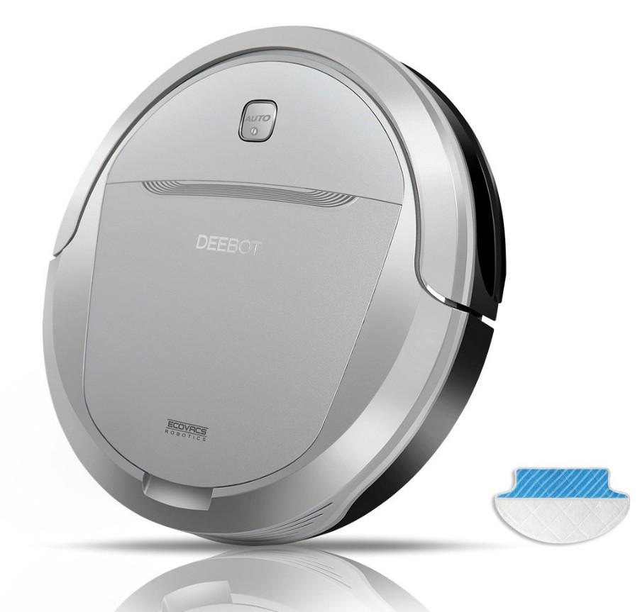 robot aspirateur et laveur ecovacs deebot dm81 pro. Black Bedroom Furniture Sets. Home Design Ideas