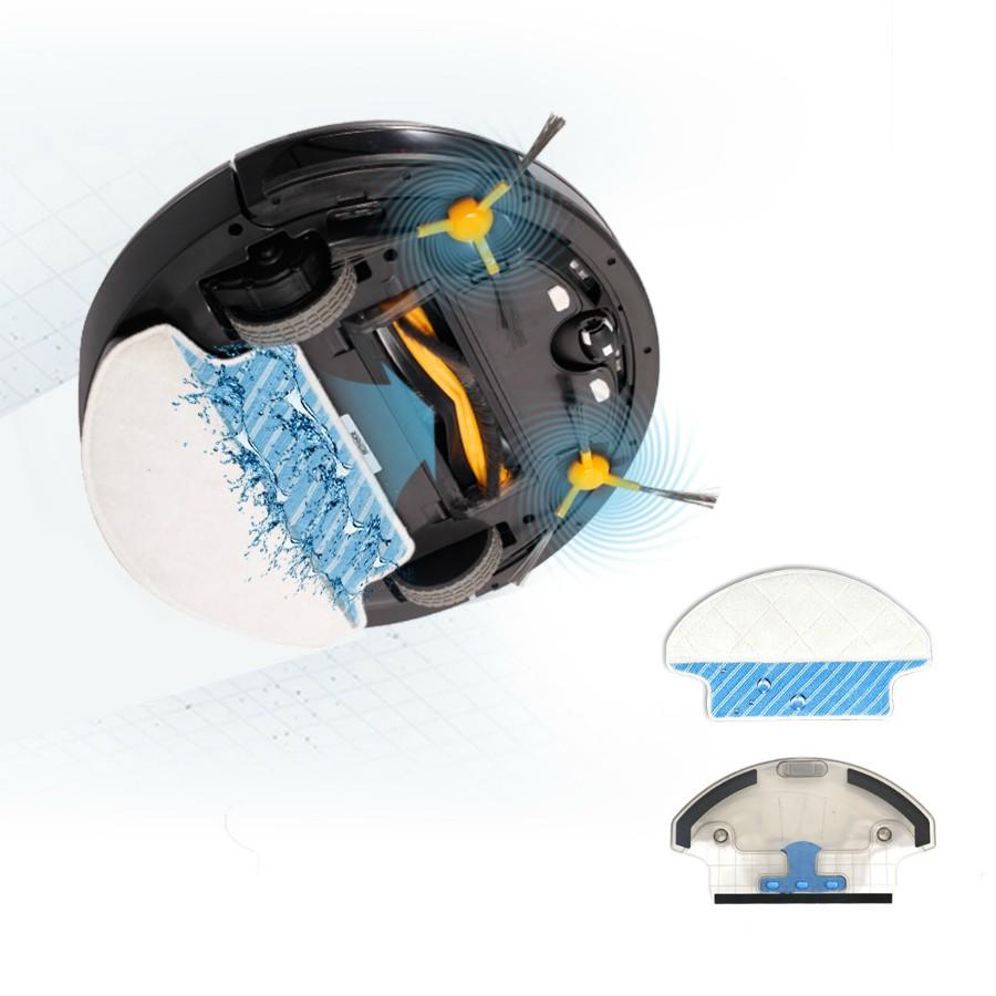 aspirateur robot ecovacs deebot dm81 pro darty. Black Bedroom Furniture Sets. Home Design Ideas