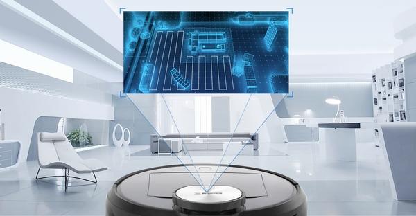 Technologie laser DR95 MKII
