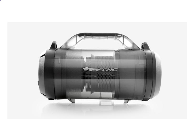 DEEBOT DR96 - base de charge cyclonique