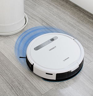 ECOVACS DEEBOT Ozmo 610 detection obstacle