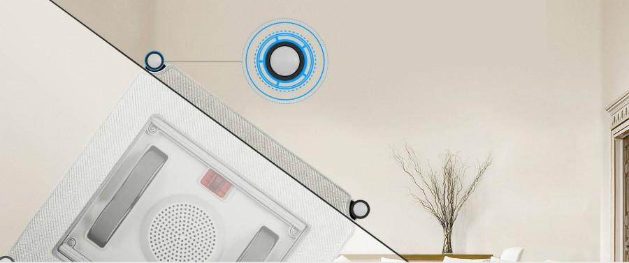 winbot 850 - capteurs de vide et obstacles