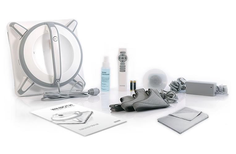 accessoires robot laveur de vitre